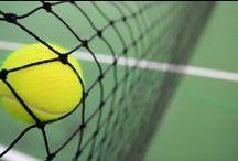 Tennis Love / I Love this Sport! / by Cindy Aertker