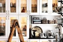 LET'S GET ORGANIZED / An organized room creates more time and space for living. Not to mention, it looks AND feels great, too.