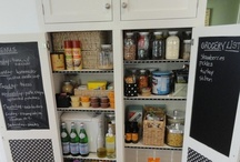 Helpful Organizing Products and Ideas / Sometimes you need some tools to help keep things organized...