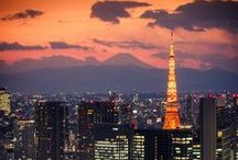 Tokyo / There is no place like home!