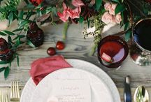 Tablescapes / by Jamie Brickell