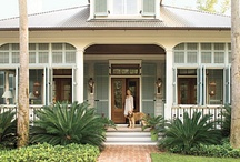 For the Home (Exteriors) / by Elizabeth Henderson