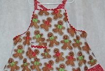 Cooking Kids / Aprons can be personalized with your child's name. Contact us for custom orders.   www.AGiftToTreasure.com