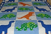 The Quilted Home / Quilts will be personalized with the recipient's name FREE.  Contact us for custom quilts.  www.AGiftToTreasure.com