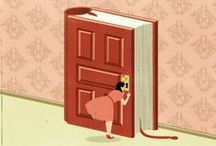 Books, books everywhere... / Espacio dedicado a la promoción de la lectura... una de mis pasiones / by Keyla Jaimes