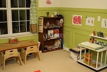 Montessori-Environments / by Judy Fisher