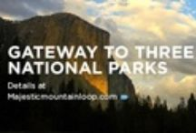 Majestic Mountain Loop / Visit 3 of California's National Parks in 3 Days - Sequoia, Kings Canyon & Yosemite National Park!