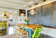 Dining Rooms / by Mitzi Hooper