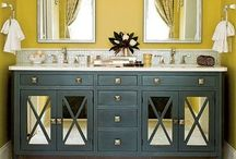 Bathrooms / by Christina Jowers
