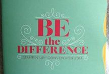 Convention 2013 / What a wonderful time our Stampin Up! 25 year celebration was!