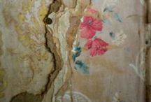 Many Layers Through the Years / by Rosie's Vintage Wallpaper