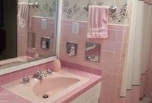 1950's Bathrooms / by Rosie's Vintage Wallpaper