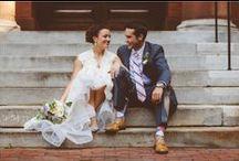Brian and Ashley's Cambridge wedding