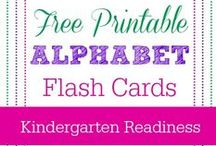 Preschool / All things preschool....preschool activities, letter tracing, printable letters of the alphabet, learning to read resources, all kinds of preschool resources.