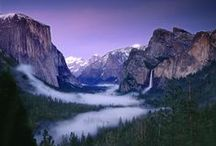 Yosemite Area Photography / Enjoy amazing images of Yosemite National Park from some of our favorite photographers.