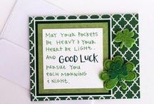 St. Patty's Day / Gifts, decor and food for St. Patrick's Day.