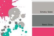 Color Combos / Color combinations