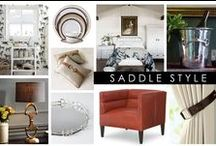 KKDL TRENDWATCH 2017: SADDLE STYLE / 2017 is off to the races with one of our favorite trends to date. Saddle Style combines classic equestrian style with modern updates to give the preppy look a contemporary spin. Bits as bases for lamps, and ropes as wall art, the equestrian theme helps to effortlessly round out any look using plaid, leather, natural fibers, or all three! / by Kerrie Kelly Design Lab