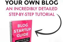 How to Start a Blog to Make Money / If you're thinking about starting a blog, here are free tutorials to help you create a WordPress website. With a new blog, you can make extra money writing about your passions...food, crafts, DIY projects, lifestyle, parenting, travel & more! | free printable blog startup checklists, blog name ideas, WordPress website design #ExtraMoney #WordpressWebsite #FreeTutorial #Bluehost #Blogging #extracash #moneymakingideas #blogging #bloggingtips #workfromhome
