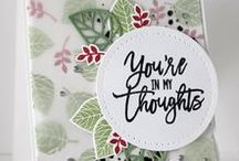Stampin' Up! Thoughtful Branches / Exclusive, Limited Time Bundle Available August 2016