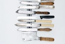 Knives / by Gastronomista