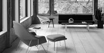 living / Interior design, spaces and home decorating