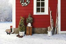 Christmas / by Loretta Ellenson {A Finn In The Kitchen}