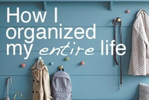 Home ~ Organizing  / by Jeana Green