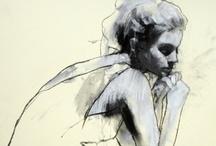 .... paint drops & inspiration / by estienne carla meyer