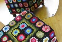 Crochet: home / by Ana Evamarc