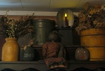 Displays and vignettes / by Jeana Green