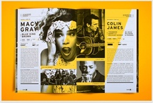 Brochures & Print / by Markus Baldwin