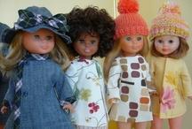 Doll dresses / by Ana Evamarc