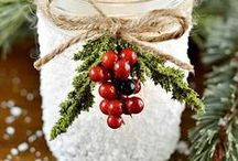 Christmas / Decor, DYI, Crafts, Food and more for all things winter & Christmas