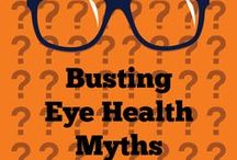 Fun Facts  / Fun-sized nuggets of knowledge about your eyes!