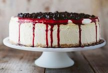 Cheesecakes / I have found that cheesecakes are pretty easy to make low-sugar and grain-free. This is why I'm so obsessed...  / by Loretta Ellenson {A Finn In The Kitchen}