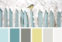 Scrapbooking Colour Palettes