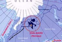 World- Artics / Antarctica and North Pole