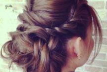 Live, love, HAIR / Hairrrrrr styles and do's / by Brianna Paul
