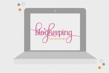 Blogging / Little goodies for bloggers / by Loretta Ellenson {A Finn In The Kitchen}