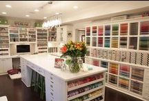 Home- Hobby rooms / Craft rooms and Gift wrapping rooms, Doesn't get much better then that.