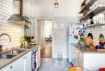 New kitchen moodboard