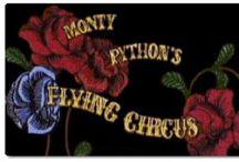 Monty Python Videos and .GIF's / Videos & .GIFs / by Bob Steele