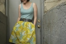 Crafty Clothes / by Krissi Humbard