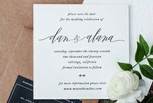 Cards/ invitations