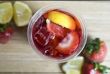 Iced Tea Cocktails / Some of the best Iced Tea Cocktail recipes out there, chosen by our expert Tea Mixologists!