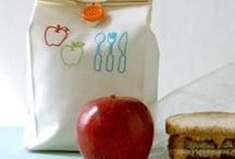 Recipes: School Lunches & After School Snacks