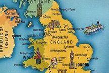 World- UK / England, Whales, Scotland,
