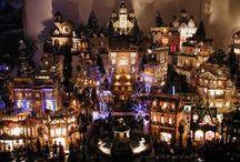 Christmas: Village