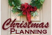 Christmas: Organisation